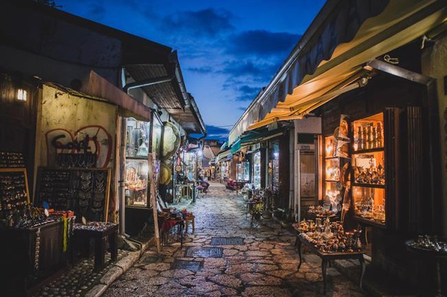 Baščaršija, Bosnia y Herzegovina