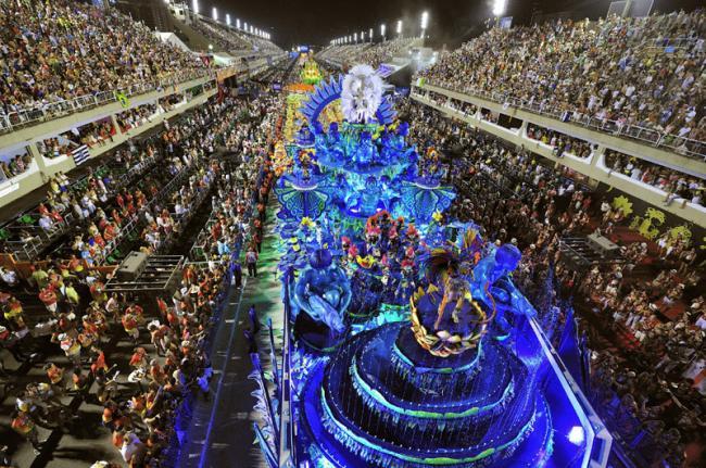 Carnaval de Río, Brasil
