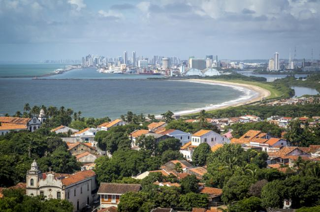 Olinda y Recife, Brasil