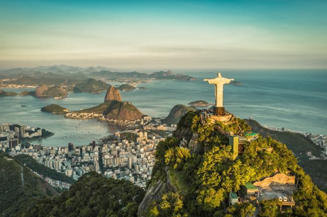 Pan de Azúcar, Río de Janeiro, Brasil