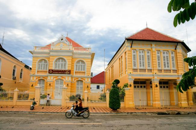 Battambang, Camboya