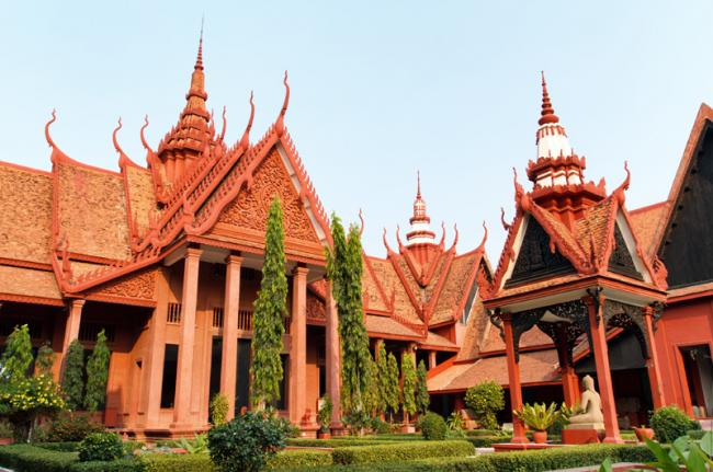 Phnom Penh, Camboya