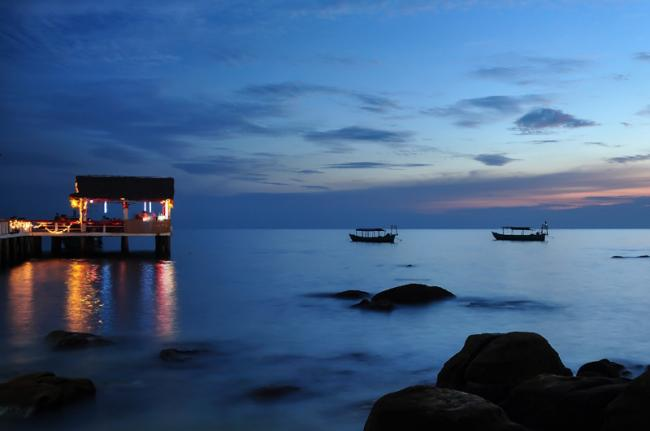 Playas de Sihanoukville, Camboya