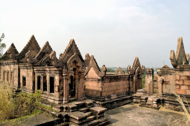 Prasat Preah Vihear, Camboya