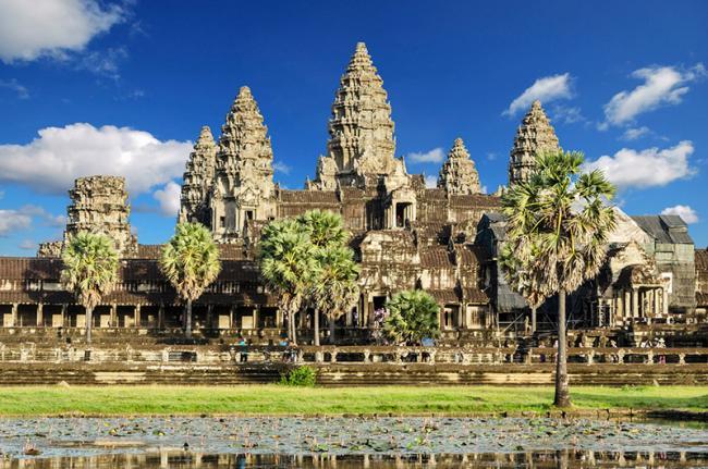 La octava maravilla del mundo, Angkor Wat, Siem Reap, Camboya