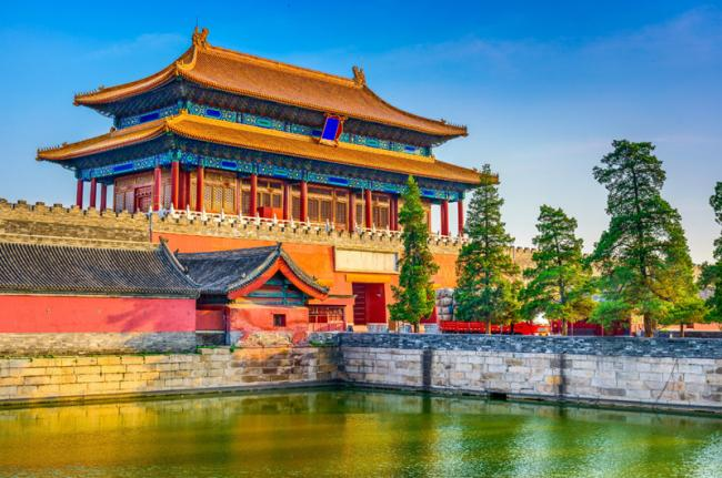 La Ciudad Prohibida, Beijing, China