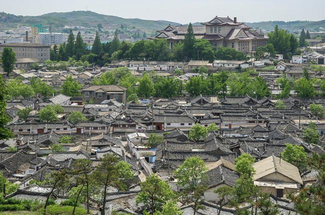 Kaesong, Corea del Norte
