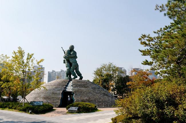 Centro Conmemorativo de la Guerra, Seúl, Corea del Sur