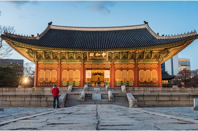Deoksugung, Seúl, Corea del Sur