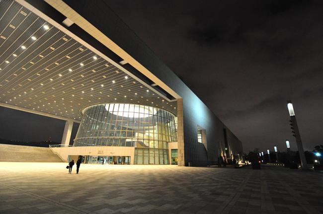 Museo Nacional de Corea, Seúl, Corea del Sur
