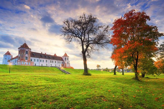 Castillo de Mir, Bielorrusia
