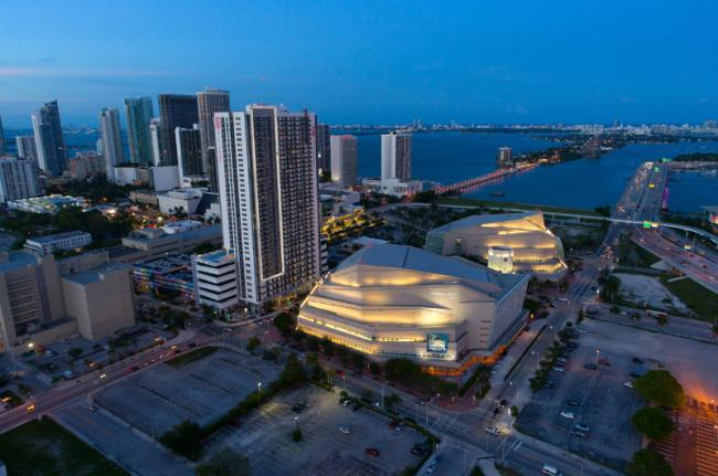 Adrienne Arsht Center for the Performing Arts, Miami, Florida, EE UU