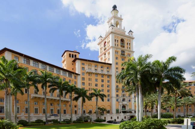 Biltmore Hotel, Miami, Florida, EE UU