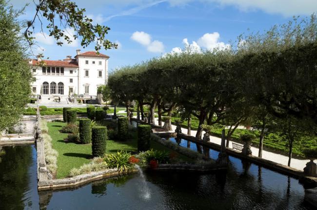 Vizcaya Museum & Gardens, Miami, Florida, EE UU