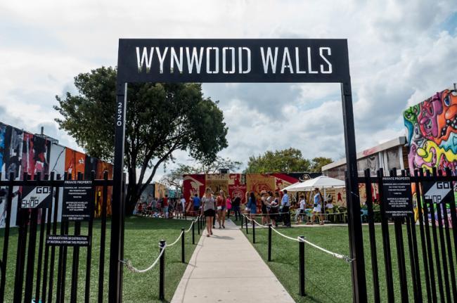 Wynwood Walls, Miami, Florida, EE UU