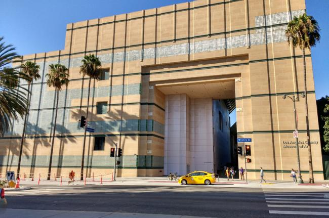 Los Angeles County Museum of Art, Los Ángeles, California, Estados Unidos