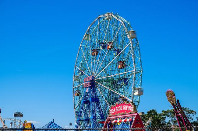 Coney Island, Nueva York, Estados Unidos
