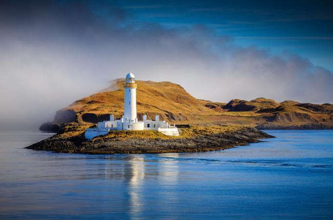 Lismore, isla Hopping, Escocia