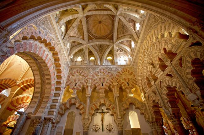 Mezquita de Córdoba, Andalucía, España
