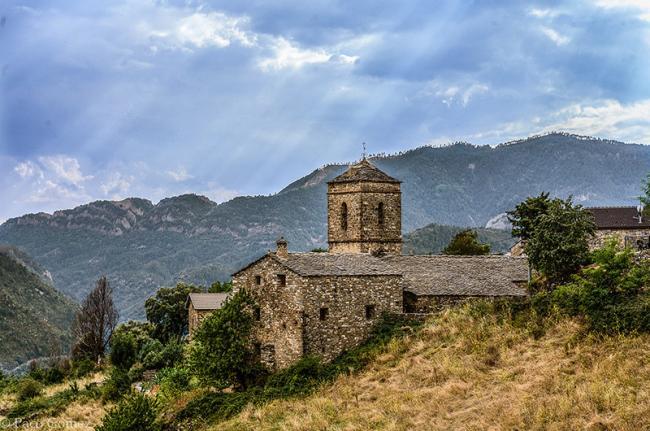 Benasque, Aragón, España