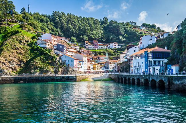 Cudillero, Asturias, España