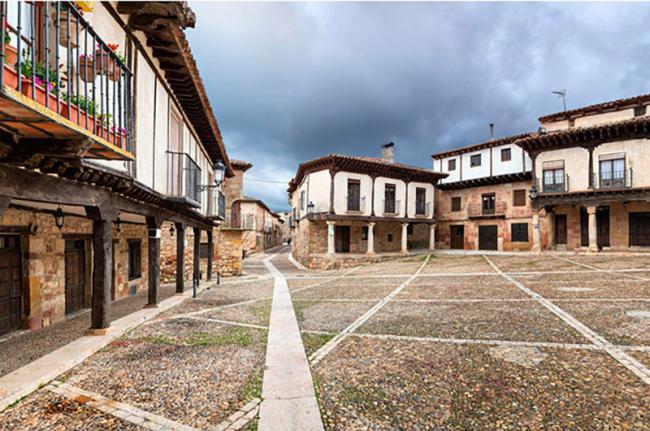 Atienza, Guadalajara, Castilla-La Mancha, España