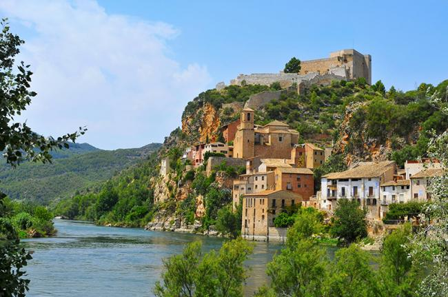 Miravet, Cataluña, España