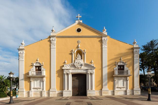 Santuario Nuestra Señora de África, Ceuta, España