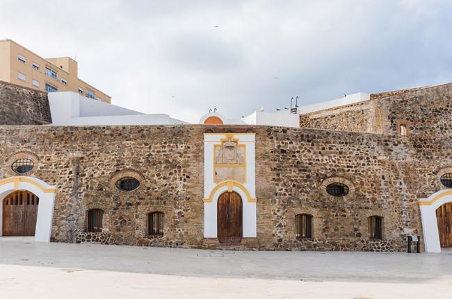 Museo de las Murallas Reales, Ceuta, España
