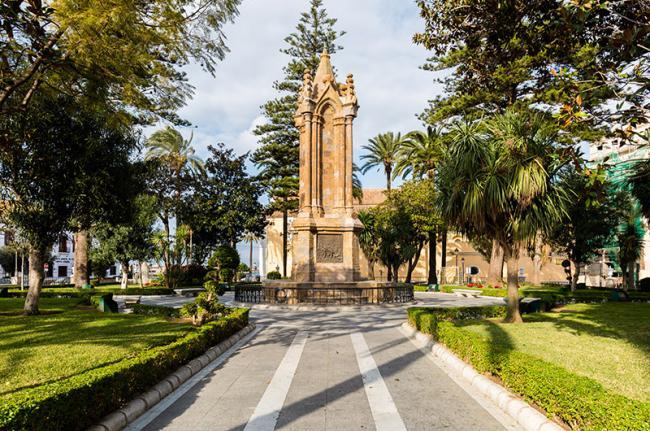 Plaza de África, Ceuta, España