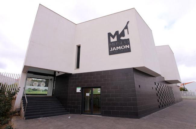 Museo del Jamón de Monesterio, Badajoz, Extremadura, España