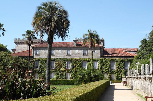 Museo de Quiñones de León, Vigo, Galicia, España