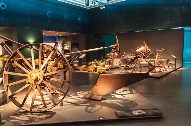 Museo de la Cultura del Vino, Vivanco, La Rioja, España