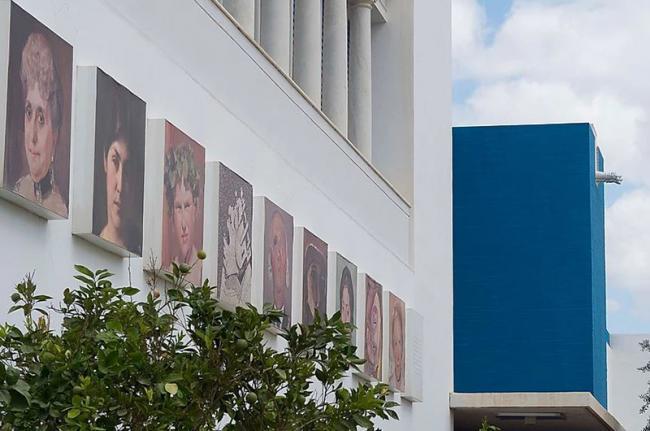 Casa Ibáñez Museo de Arte Contemporáneo, Melilla, España