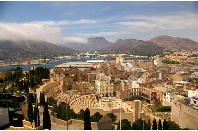 Cartagena, Murcia, España