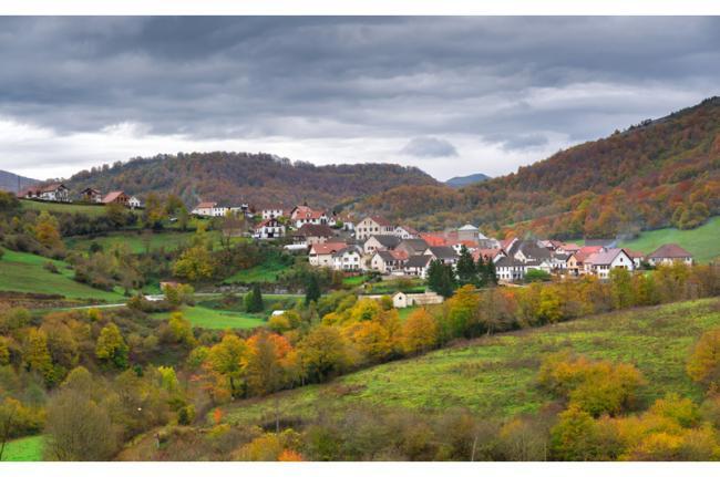 Pirineo navarro, Navarra, España