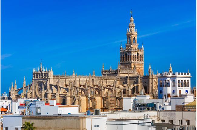 Catedral de Sevilla, Andalucía, España