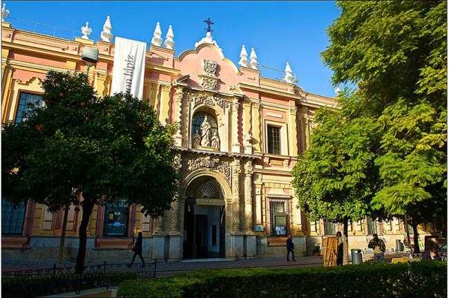 Museo de Bellas Artes, Sevilla, Andalucía, España