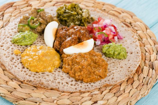 Gastronomía etíope