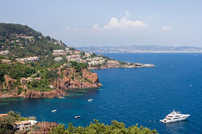Las tres 'corniches' de Niza