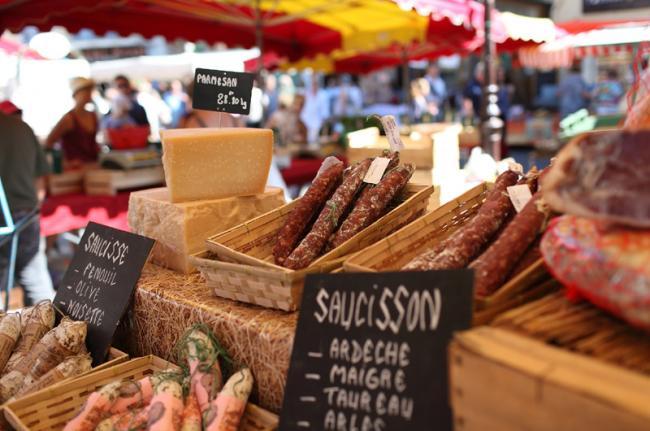 Mercados provenzales