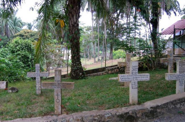 Lambaréné, Gabón