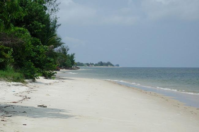 Point Denis, Gabón