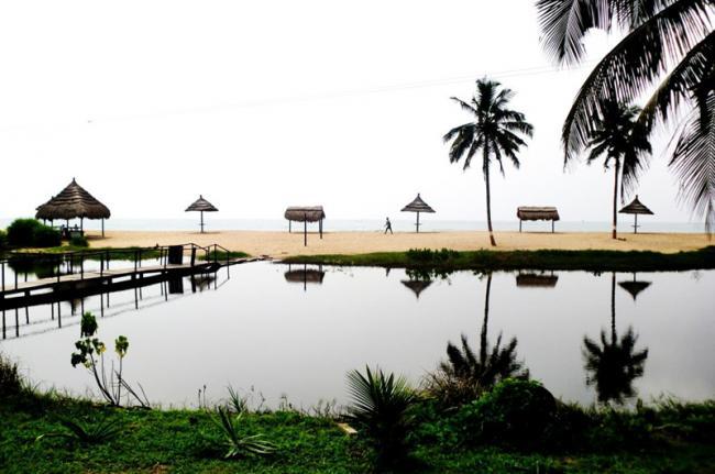 Busua, Ghana