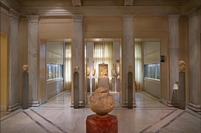 Museo Benaki, Atenas, Grecia