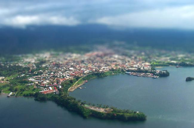 Isla de Bioko, Guinea Ecuatorial