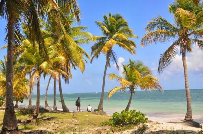 Île-à-Vache, Haití