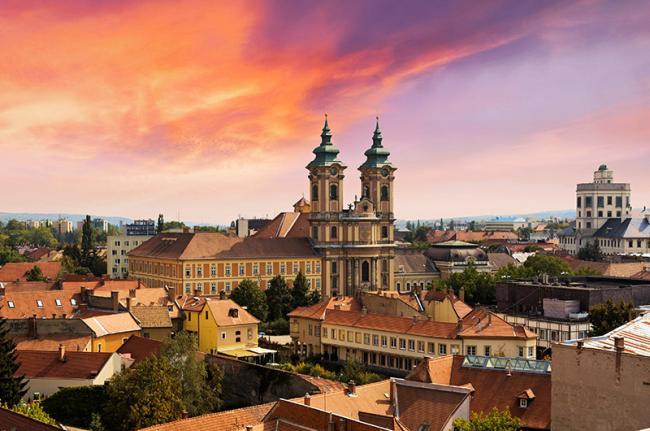 Eger, Hungría