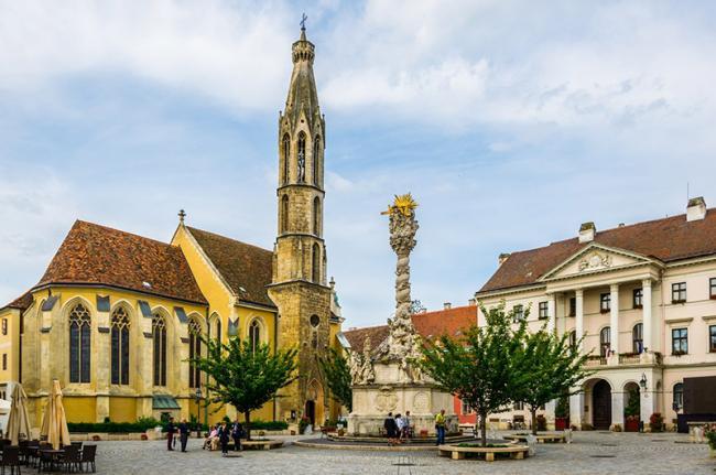 Sopron, Hungría