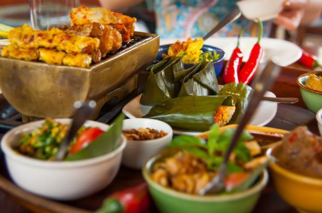 Gastronomía indonesia, Indonesia